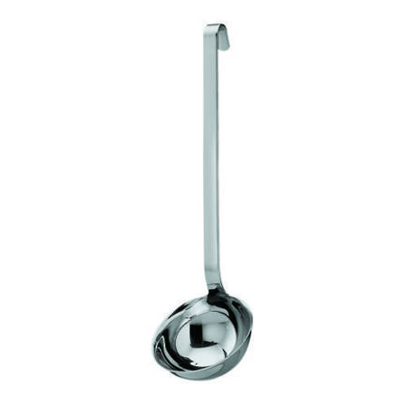 Rosle Hook Ladle with Pouring Rim
