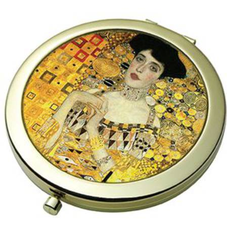 Adele - Klimt Pocket Mirror