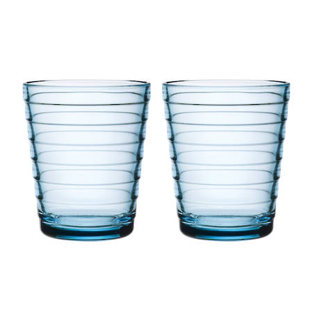 Aino Aalto Tumbler Small Pair Light Blue