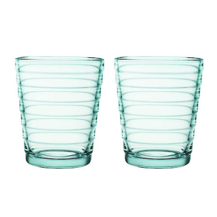 Aino Aalto Tumbler Small Pair Water Green