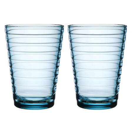 Aino Aalto Tumbler Pair Light Blue