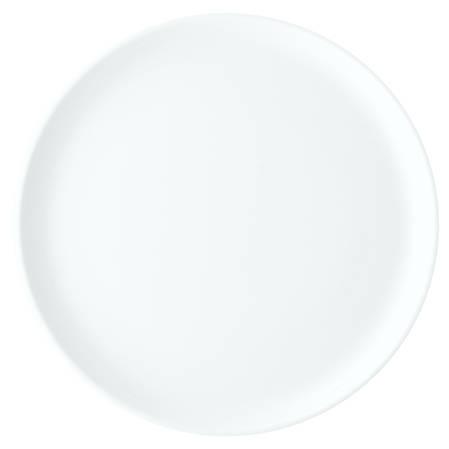 Profi White Flat Plate 31cm