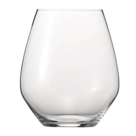 Authentis Casual Burgundy Glass Set 4