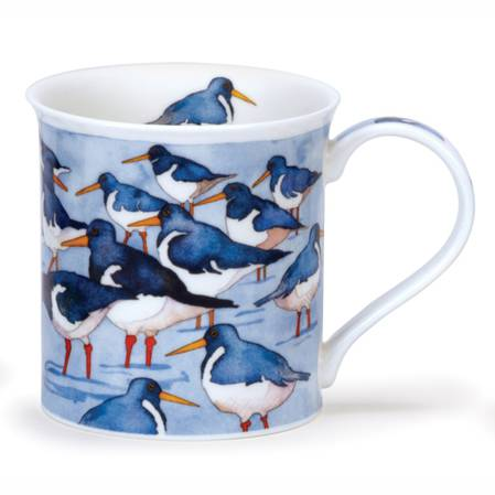 Dunoon Seabirds Oyster Catchers Mug