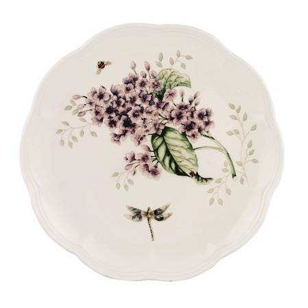 Butterfly Meadow Lunch Plate