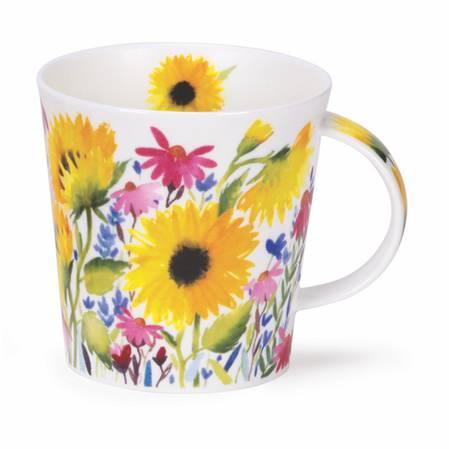 Dunoon Campagne Sunflower Mug