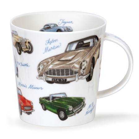 Dunoon Classic Collection Cars Mug