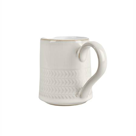 Canvas Textured Jug Small