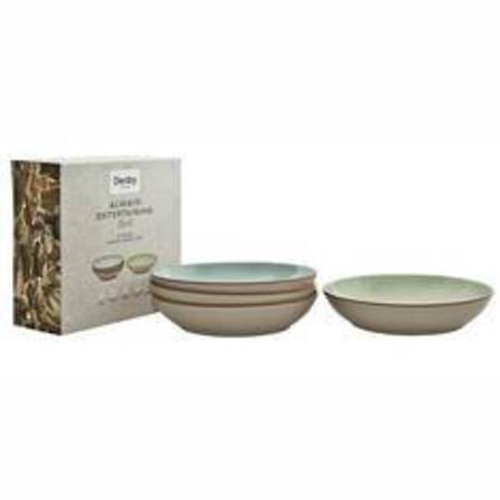 Deli Pasta Bowl Set 4