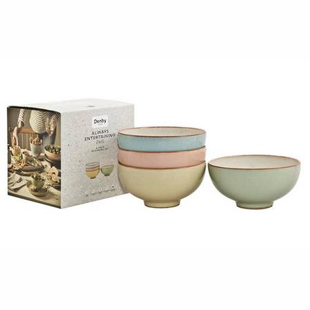 Deli Rice Bowl Set 4