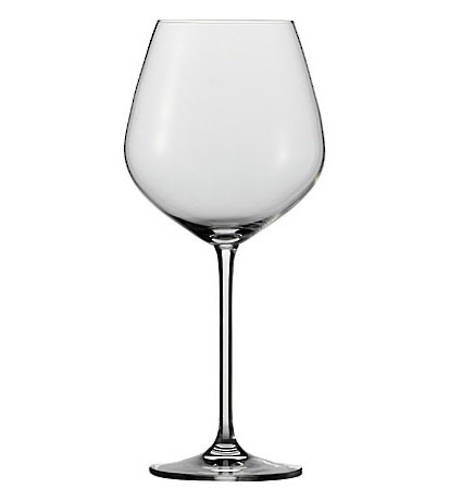 Fortissimo Burgundy Glass Set