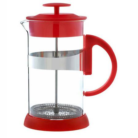 Zurich Red Coffee Press - 2 Sizes
