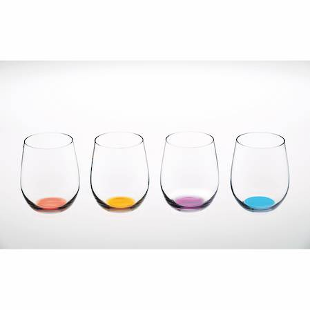 Riedel 'Happy O' Set 4