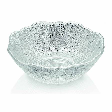 Diamante Clear Salad Bowl 20cm