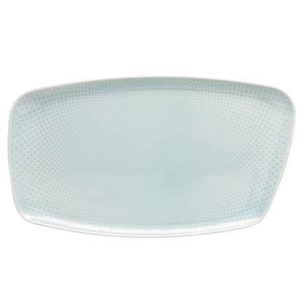 Junto Opal Green Platter 36x21cm