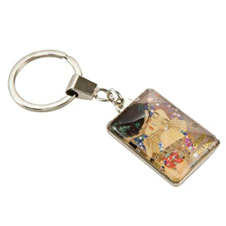 Klimt The Kiss Keyring