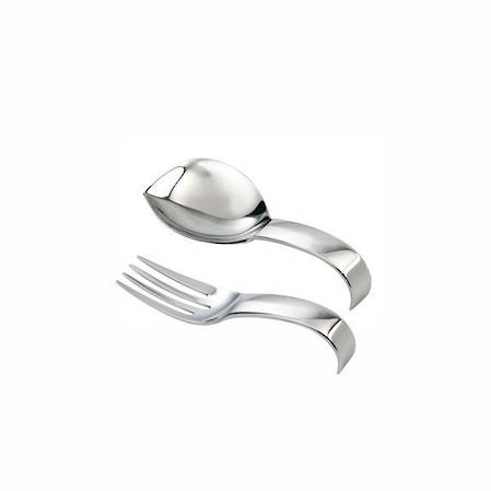 Living Short Handled Spoon & Fork