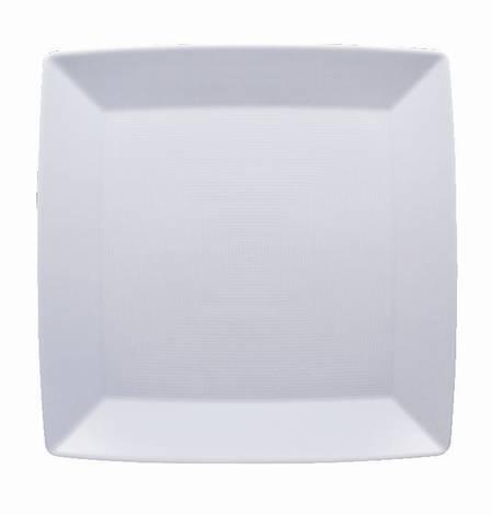 Loft White Square Platter