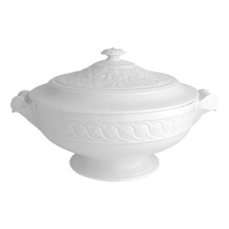 Louvre Round Soup tureen