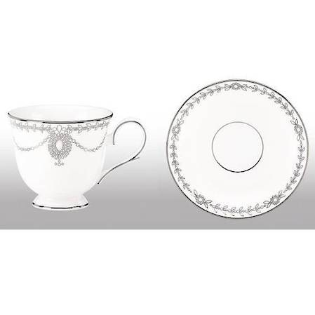 Empire Pearl Cup & Saucer