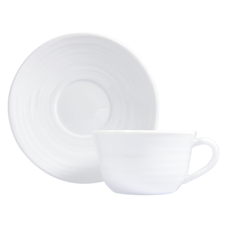 Origine Tea Cup and Saucer
