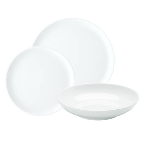 Profi White 12 Piece Set