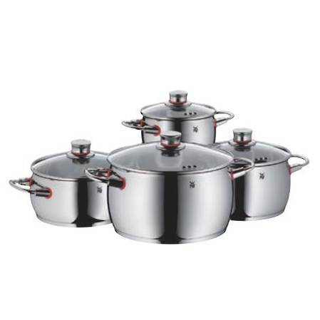 WMF Quality One 4 Piece Cookware Set