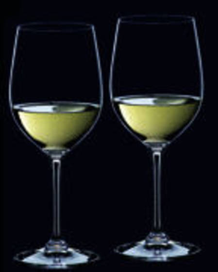 Vinum Chablis Chardonnay Glass Boxed Pair