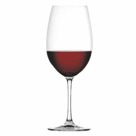 Salute Bordeaux Glass Set of 4