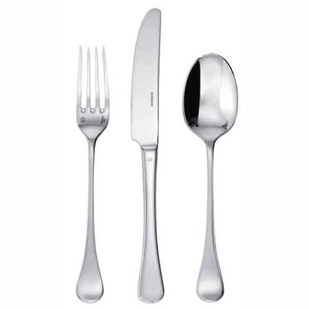 Queen Anne 58 Piece Cutlery Set
