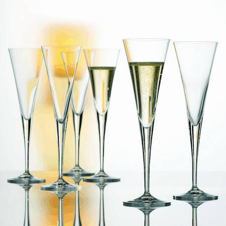 Tapered Champagne Flute