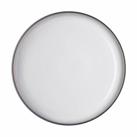 Studio Grey White Lunch Plate Set of 4