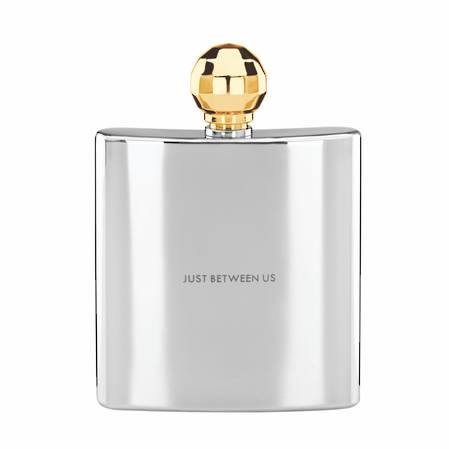 two of a kind just between us flask