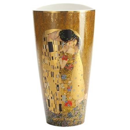 Klimt The Kiss Vase 28cm