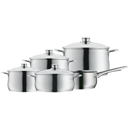 WMF Diadem Plus 5 Piece Cookware Set