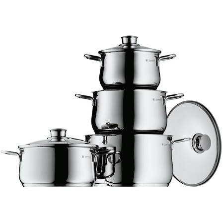 Diadem Plus 4 Piece Cookware Set