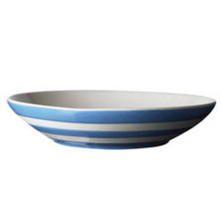 Cornish Blue Pasta Bowl