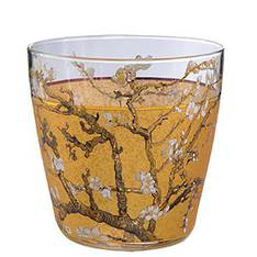 Van Gogh Almond Tree Gold Tealight
