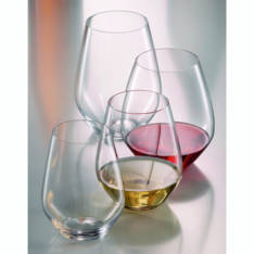 Authentis Casual Stemless Glass Selection
