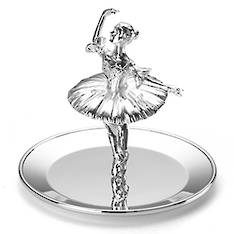 Ballerina Ring Holder