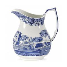 Blue Italian New Jug / Pitcher