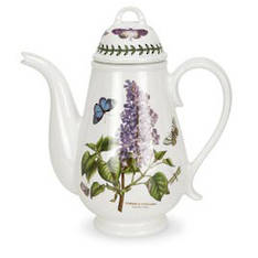 Botanic Garden Coffee Pot