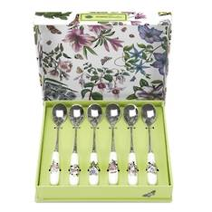 Botanic Garden Tea Spoon Set of 6