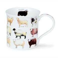 Dunoon Animal Breeds Sheep Mug
