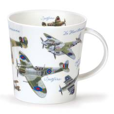 Dunoon Classic Collection Planes Mug