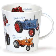 Dunoon Classic Collection Tractors Mug