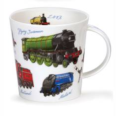 Dunoon Classic Collection Trains Mug