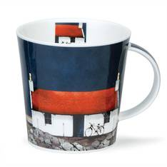 Dunoon Highland Retreat Bikes Mug