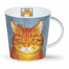 Dunoon Rouge's Gallery Ginger Cat Mug