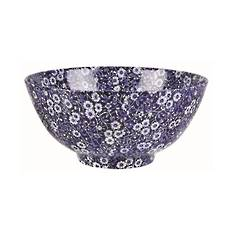 Calico Footed Bowl - Assorted Sizes